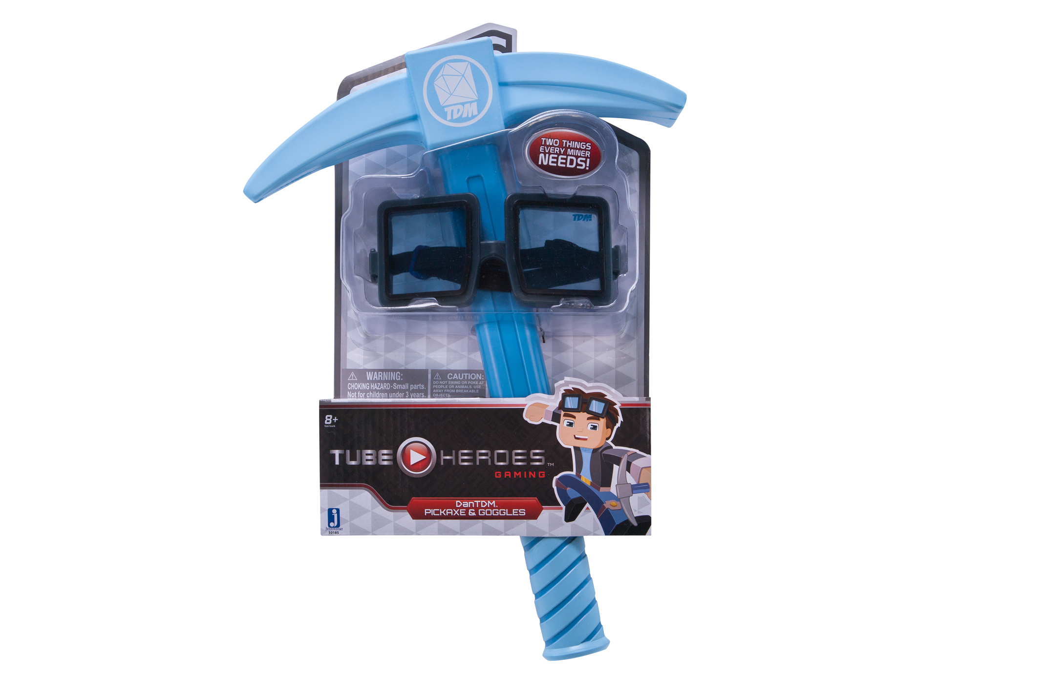 DanTDM Pickaxe & Goggles