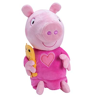 Slumber n' Oink Peppa and George