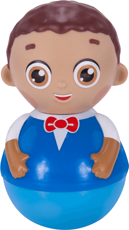 Wally Weebles Core Figure