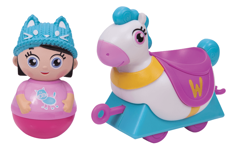 Wendy Weeble and Wobble Pony