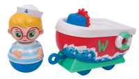 Winston Weeble and Wobble Boat