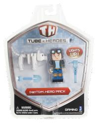 DanTDM Hero Pack