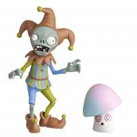 "3"" Jester Zombie & Hypnoshroom"