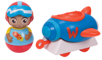 Wally Weeble and Wobble Rocket