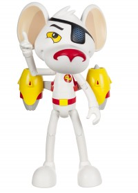 Talk and Pose Danger Mouse