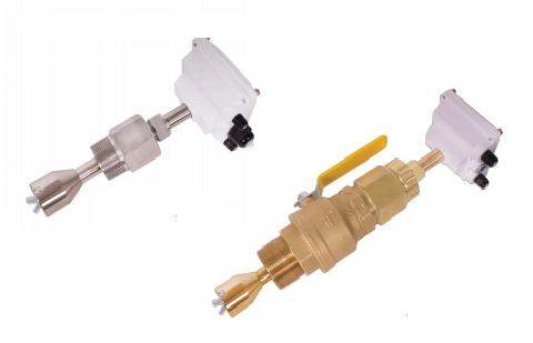 Imagen de:  Seametrics IP100/200 - Sensor de flujo por inserción de propela