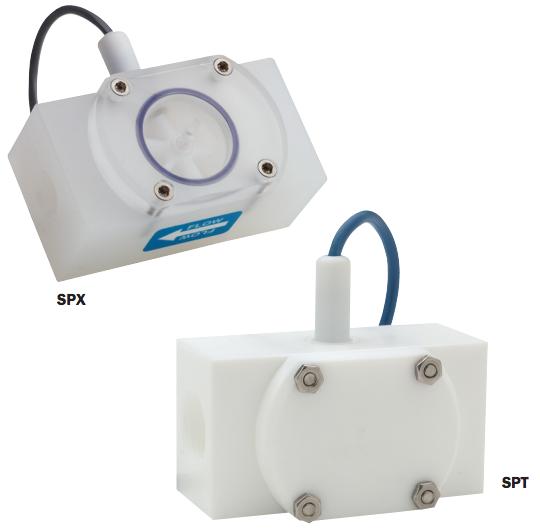 Imagen de: Seametrics S-SERIES SPT, SPX Low Flow Meters