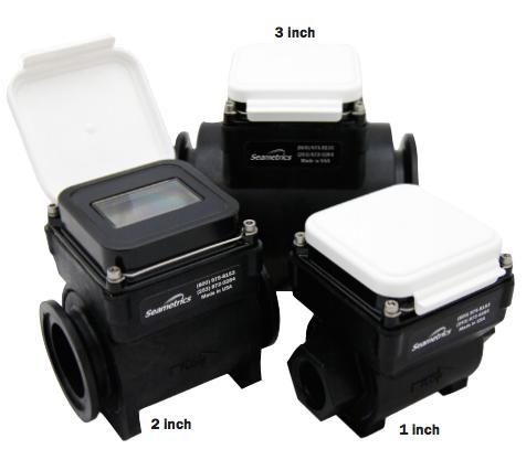 Imagen de: Seametrics WMP Series - Medidor de flujo electromagnético de plastico