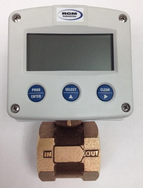 Imagen de:  RCM Industries Flo-Gage - Indicador / Medidor de flujo