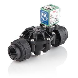 Imagen de: Series 212 - Válvula Solenoide para Acondicionamiento y Purificación de Agua ASCO