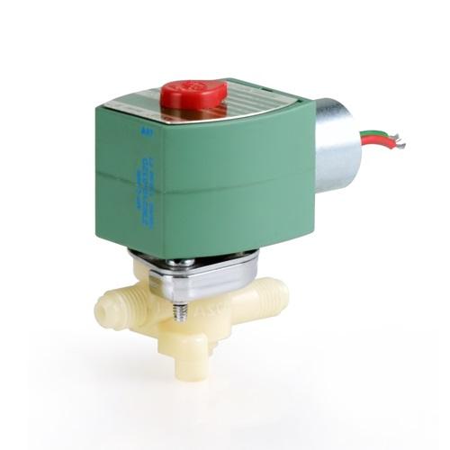 Imagen de: Series 260 - Válvulas Solenoides con Cuerpo de Plástico ASCO