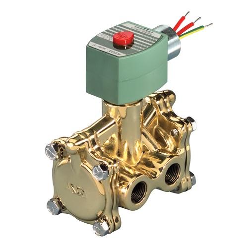 Imagen de: Series 316 - Válvulas Solenoides para Servicio de Aire y Agua ASCO