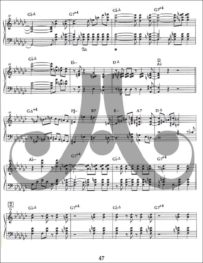Piano skyscraper piano sheet music : jazzbooks.com: Product Details