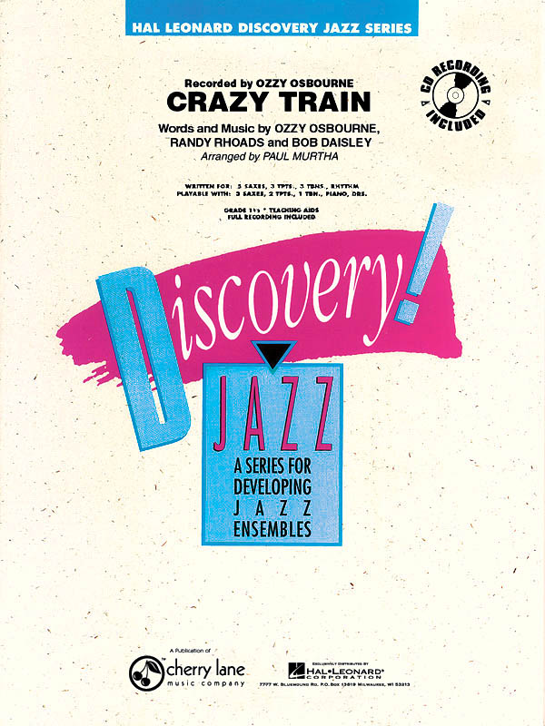 Crazy Train: Discovery Jazz