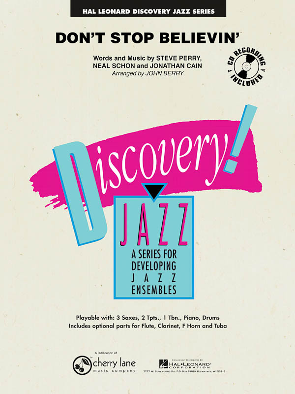 Don't Stop Believin': Discovery Jazz
