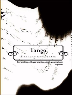 Tango - Trombone / Bass Trombone (opt. Euphonium) & Piano Arrangement
