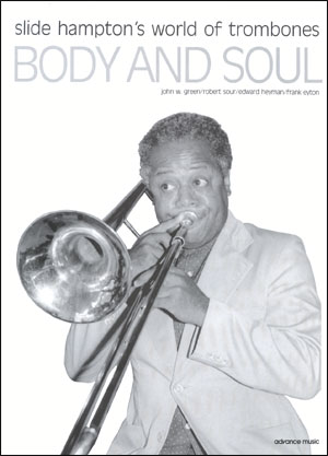 Slide Hampton Trombone Arrangement - Body And Soul #03515
