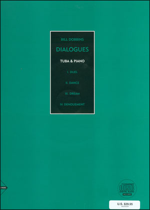 Dialogues - Tuba & Piano - Arrangement/CD
