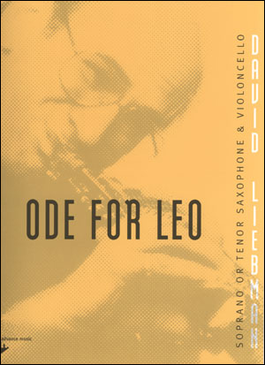 Ode For Leo - David Liebman