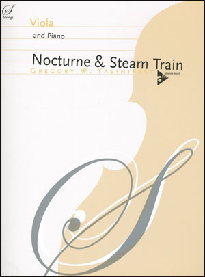 Nocturn & Steam Train - Viola & Piano