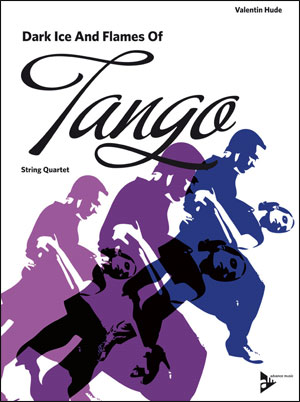 Dark Ice and Flames of Tango - String Quartet