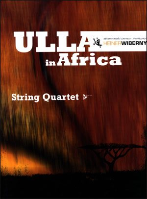 Ulla In Africa - String Quartet