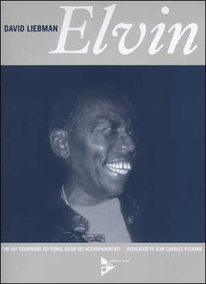Elvin - by David Liebman