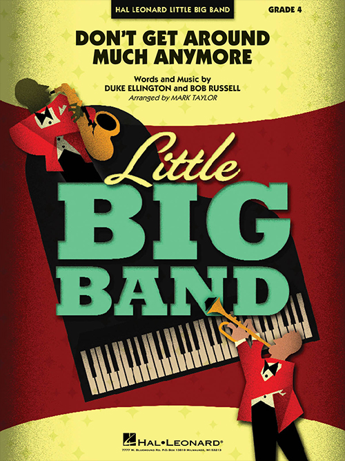 Don't Get Around Much Anymore: Little Big Band