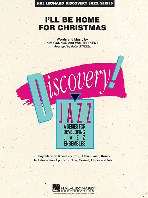 I'll Be Home For Christmas: Discovery Jazz