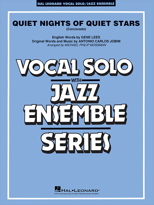 Quiet Nights of Quiet Stars (Corcovado): Vocal Solo with Jazz Ensemble