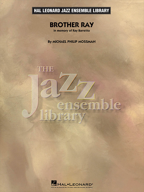 Brother Ray: The Jazz Ensemble Library