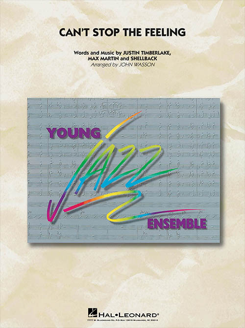 Can't Stop the Feeling: Young Jazz Ensemble