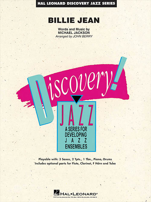 Billie Jean: Discovery Jazz