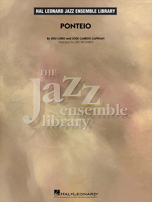 Ponteio: The Jazz Ensemble Library