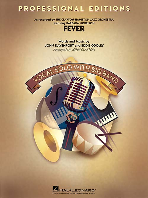 Fever: Vocal Solo with Big Band