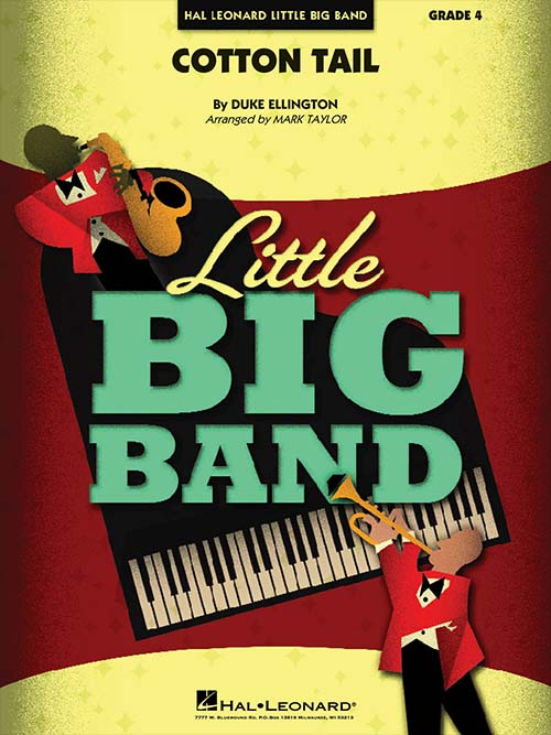 Cotton Tail: Little Big Band