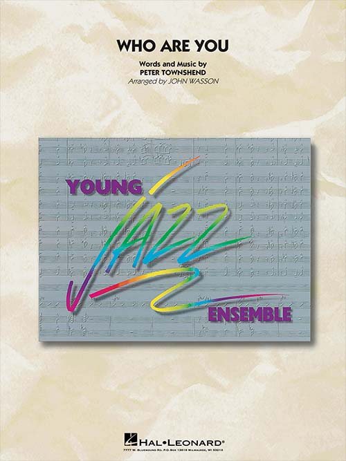 Who Are You: Young Jazz Ensemble