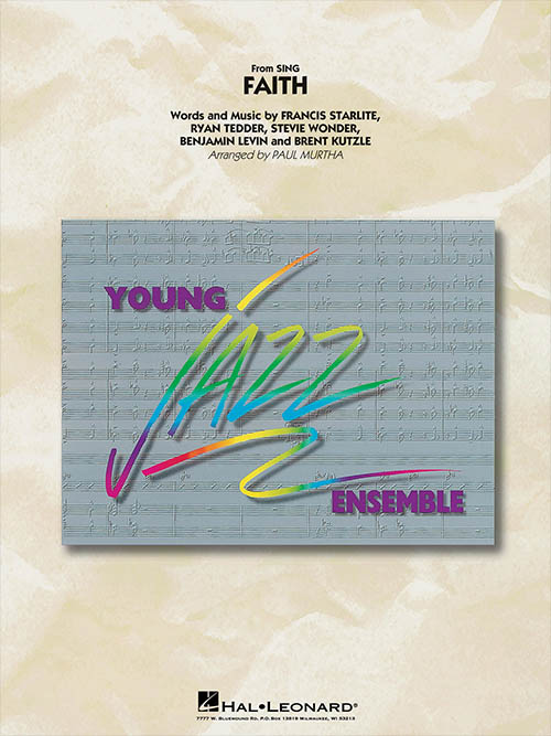 Faith (from Sing): Young Jazz Ensemble