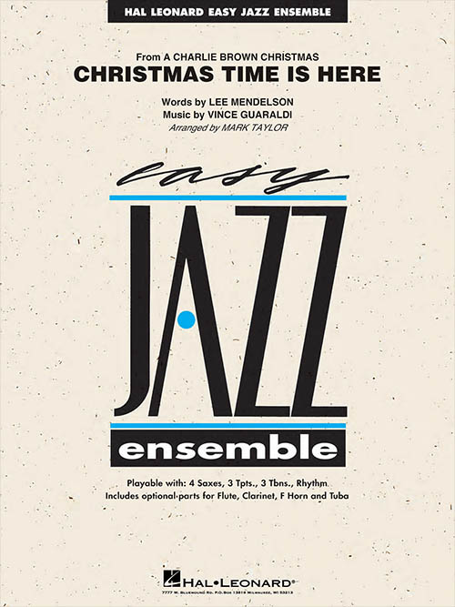 Christmas Time is Here: Easy Jazz Ensemble