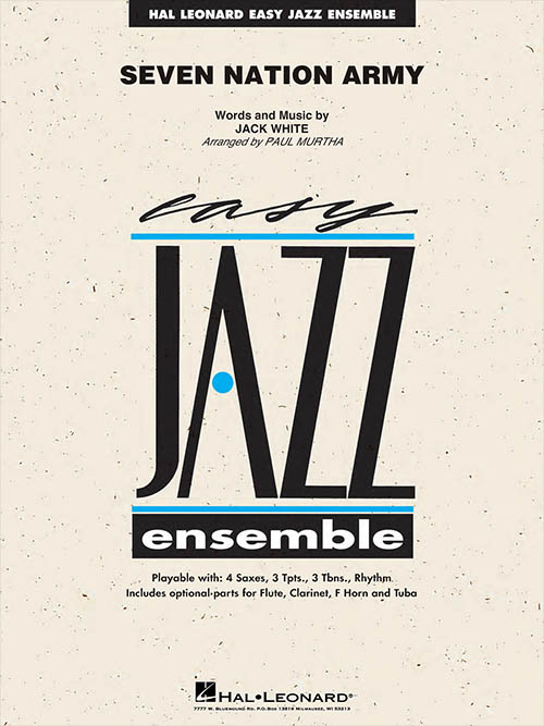 Seven Nation Army: Easy Jazz Ensemble