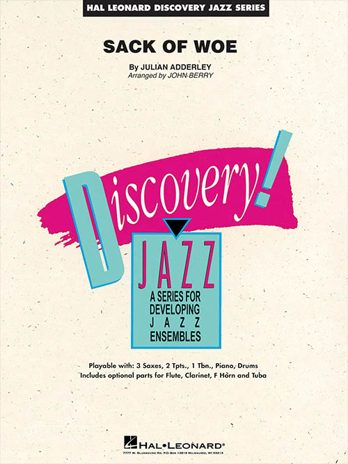 Sack of Woe: Discovery Jazz