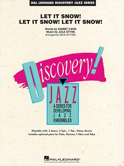 Let It Snow! Let It Snow! Let It Snow!: Discovery Jazz