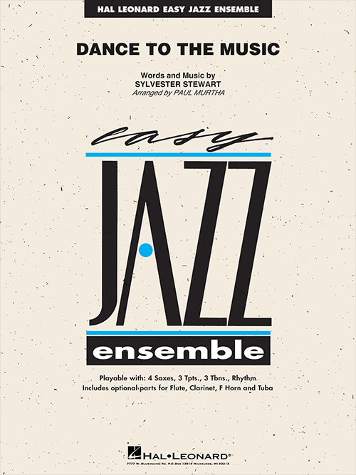 Dance to the Music: Easy Jazz Ensemble