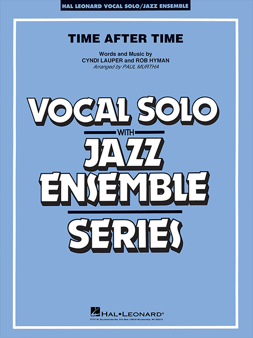 Time After Time: Vocal Solo with Jazz Ensemble
