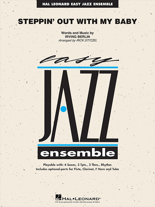 Steppin' Out with My Baby: Easy Jazz Ensemble