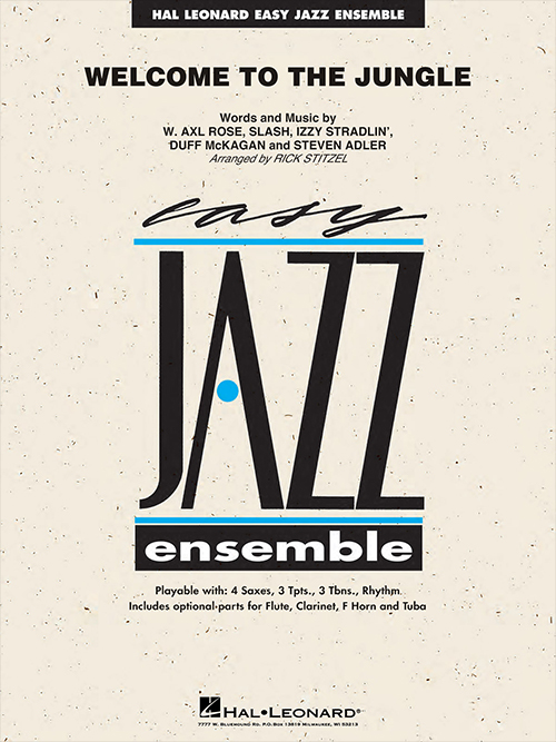 Welcome to the Jungle: Easy Jazz Ensemble