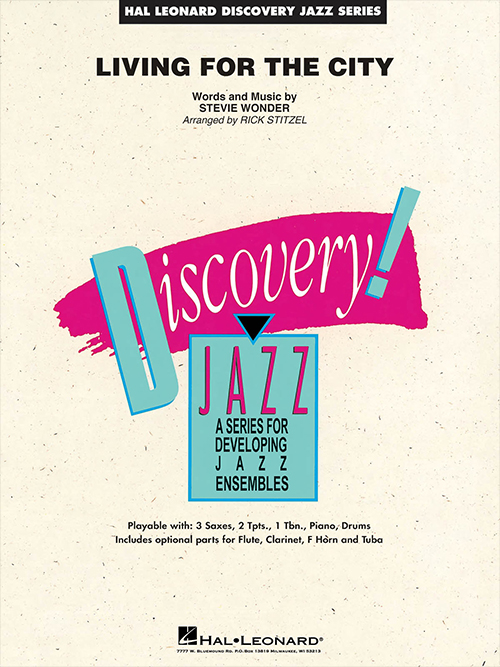 Living for the City: Discovery Jazz