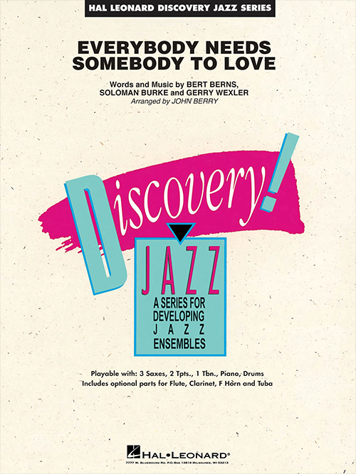 Everybody Needs Somebody to Love: Discovery Jazz