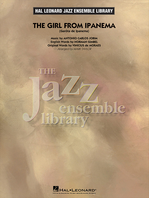 The Girl from Ipanema: The Jazz Ensemble Library