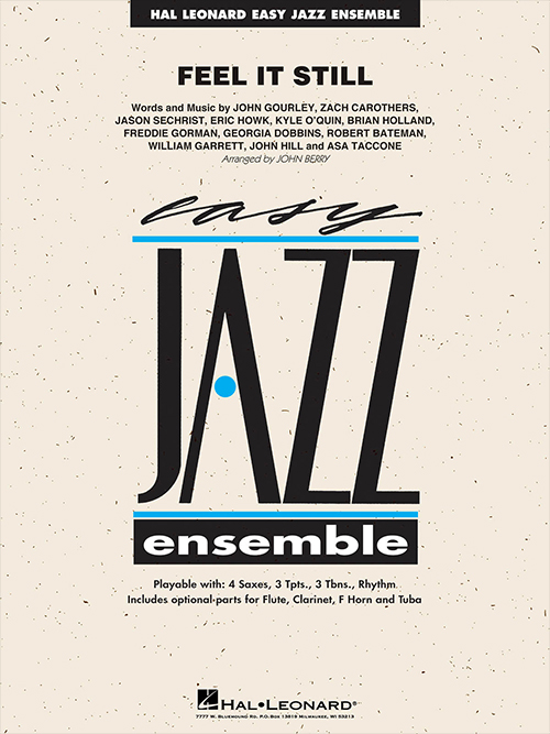 Feel It Still: Easy Jazz Ensemble